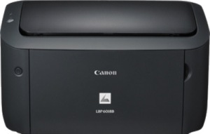 Canon Laser Shot - LBP6018B Single Function Laser Printer
