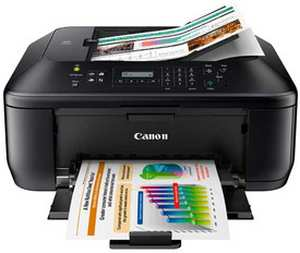 Canon Pixma MX377 Multifunction Inkjet Printer