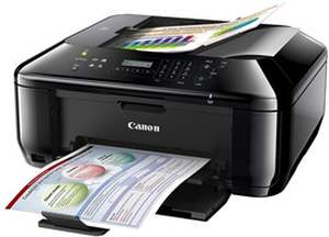 Canon Pixma MX437 Wireless Multifunction Inkjet Printer