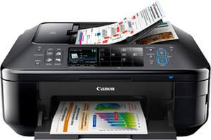 Canon Pixma MX897 Multifunction Inkjet Printer