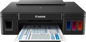 Buy Canon Pixma G Printer@lowest Price Canon G1000 Tank Printer Online Computer Market Shop Canon g1000 Function Printer best offers list