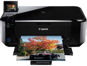 Canon PIXMA MG4170 Wireless Multifunction Inkjet Printer