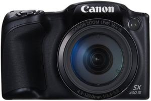 Canon PowerShot SX400 IS Point & Shoot Camera