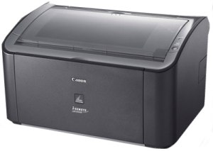 Canon Laser Shot - LBP 2900B Single Function Laser Printer
