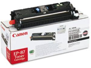 Canon EP 87Black Toner cartridge