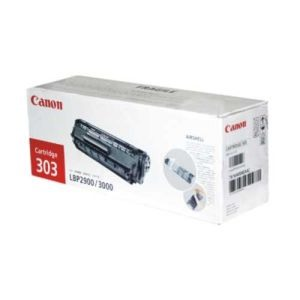 Canon 303 Laser Printer Toner Cartridge