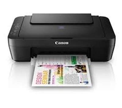 Canon E410 Multi-Function PIXMA MFP All in One Color Inkjet Printer