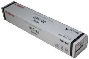 Canon 28 Black Toner Cartidge