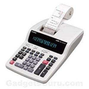 Casio DR-140TM 14 Digit Desktop Printing Calculator
