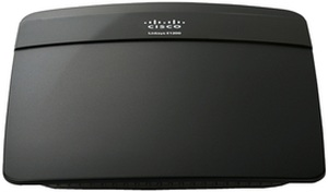 Linksys Cisco E1200 Wireless-N300 Router