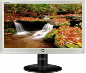 Buy Compaq 18.5 inch Monitor@lowest Price Compaq 18.5 Inch Led Monitor Online Computer Market Shop Compaq 18.5 -F191 Monitor best offers list
