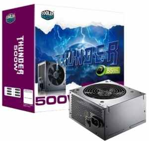 500w Psu Smps | Cooler Master Thunder SMPS Price 13 Aug 2020 Cooler Psu Smps online shop - HelpingIndia