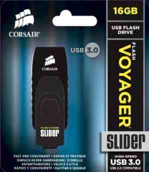 Corsair Flash Voyager Slider USB 3.0 Pen Drive