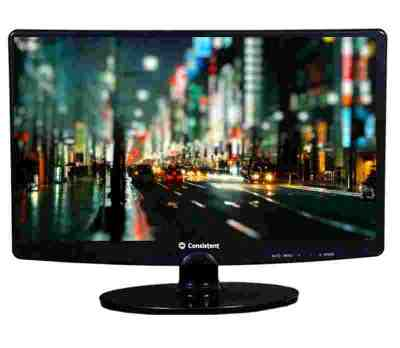 Consistent Ultra SIM Full HD 1080 Low Power LED Monitor