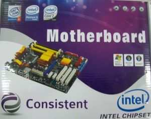 Consistent Intel Chipset G31 MotherBoard