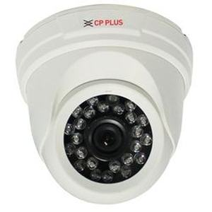 CPPlus CP-VCG-D10L2V1 1MP HD DOME Night Vision CCTV Camera