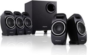 Creative SBS A550 5.1 Multimedia Speakers