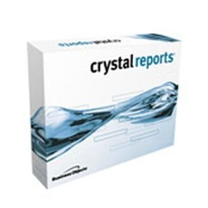 Crystal Reports XI 11.0 Professional Edition Software CD