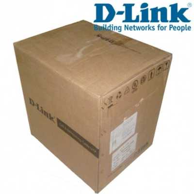 D-Link Cat 6 100 meters 4 Pair LAN UTP Outdoor Networking Cable