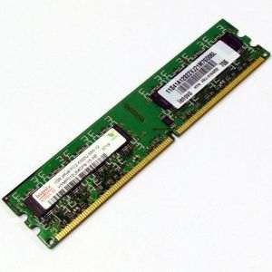 DDR2 1GB RAM Memory 800 MHz for Desktops OEM Pack Simtronics