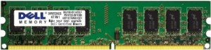 Dell Original DDR2 2 GB (1 x 2 GB) PC SDRAM