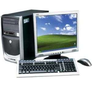 Assembled Dual Core 3rd Gen with TFT PC Computer Desktop