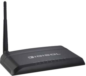 Buy Digisol 150 Mbps Router@lowest Price Digisol 3g Router Online Computer Market Shop Digisol 3g Broadband Router best offers list