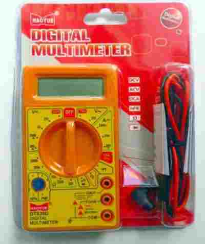 Digital Multimeter LCD DISPLAY
