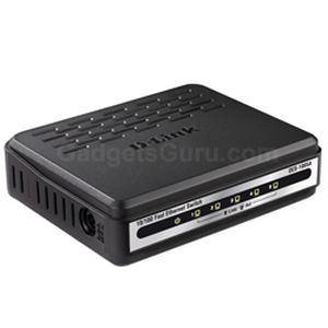D-Link DES-1005A 5-port 10/100M Switch