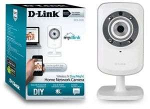 D-Link DCS-932L Home Network mydlink Cloud Wireless Camera