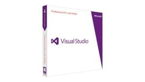 Microsoft MS Visual Studio 2013 Professional DVD Retail Pack Software