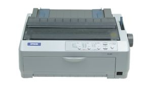 Epson FX 875 Dot Matrix dmp Printer