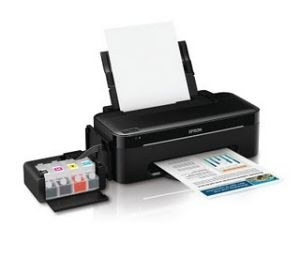 Epson L100 Inkjet Photo Printer with Tank