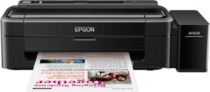 L130 Color Inkjet Printer | Epson L130 Color Printer Price 14 Dec 2019 Epson Color Inkjet Printer online shop - HelpingIndia
