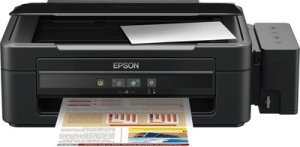 Epson L Series - L355 Multifunction Inkjet Printer