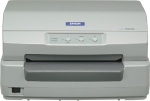 Epson - PLQ-20 Color Dot Matrix dmp Printer