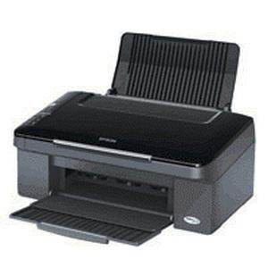 EPSON Stylus TX101 All-In-One Scanner Copy Printer