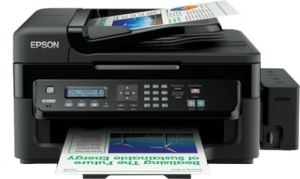 Epson - L550 Multi-function Inkjet Printer