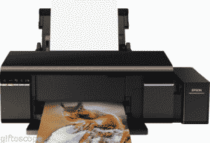 Epson L-805 A4 & Wi-Fi 6 Color CISS Tank Photo Printer