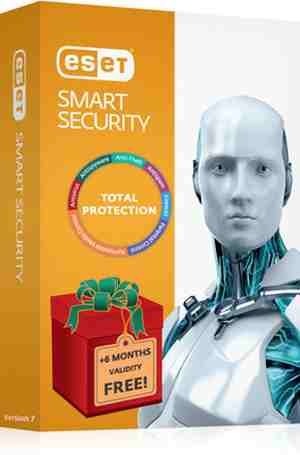 Eset Smart Security Version 7 3 PC 1 Year