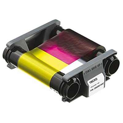 Evolis Badgy Color Ribbon | Evolis Badgy100/200 Printer Ribbon Price@Evolis Badgy Color Ribbon Market Shop - HelpingIndia