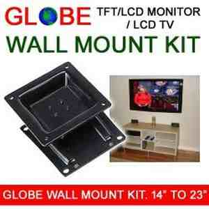 Wall Mount Kit Universal for TFT Monitor / LCD LED TV Screen Panel BRACKET