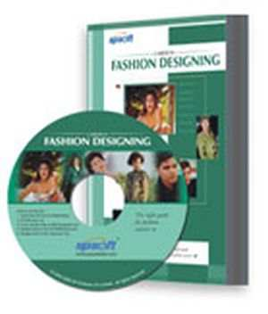 Career In Fashion Designing CD