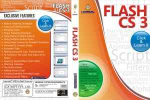 Learn Adobe Flash CS3 Tutorial CD