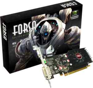 NVIDIA GeForce GF210 1 GB DDR3 Graphics Card