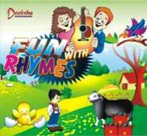 Fun with Rhymes in Hindi/Eglish Video CD