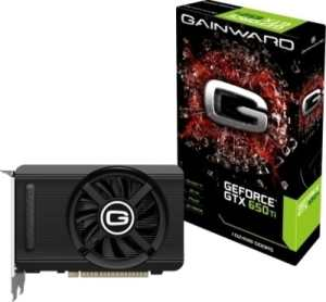 NVIDIA GeForce GTX 650 Ti 1 GB GDDR5 Graphics Card