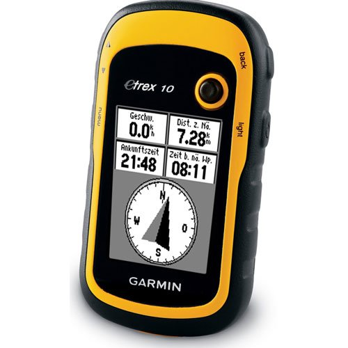 GARMIN GPS eTREX 10 All Purpose General GPS