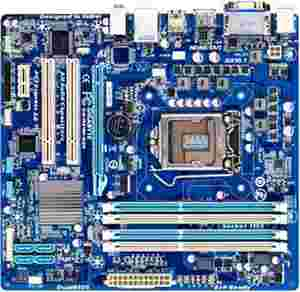 Gigabyte GA-H61M-D2H LGA 1155 Motherboard for Intel
