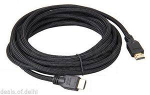 High Speed 5M HDMI 1080P Cable 5 Meter HDMI Cable